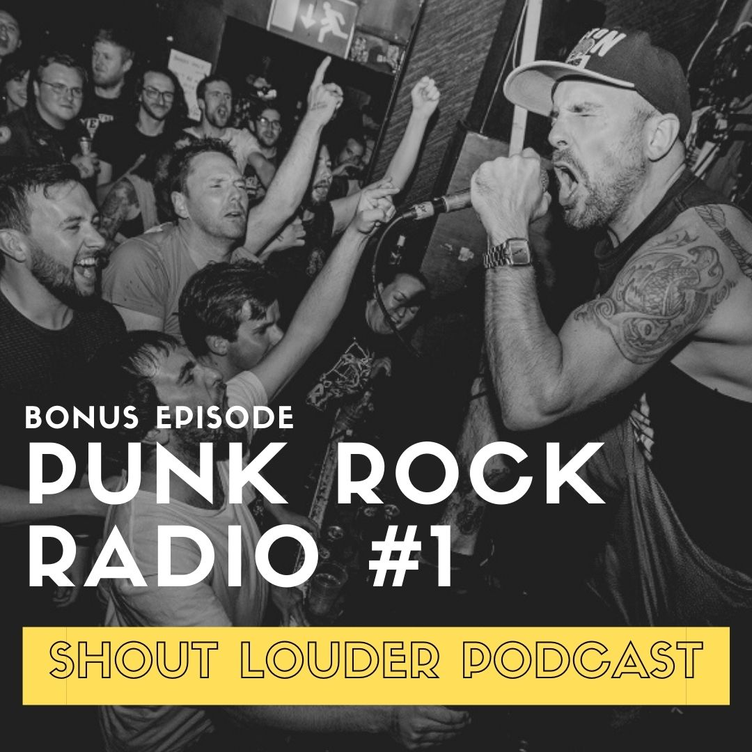 Podcast: Punk Rock Radio – Round #1