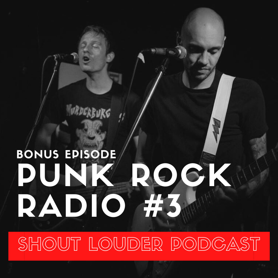 Podcast: Punk Rock Radio – Round #3