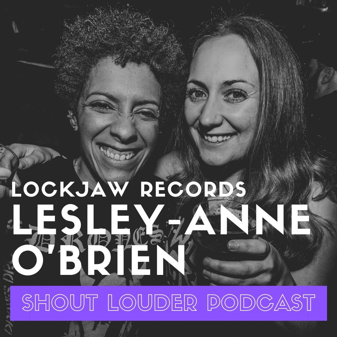 Podcast: Lesley-Anne O'Brien of Lockjaw Records & MidwichCuckoos