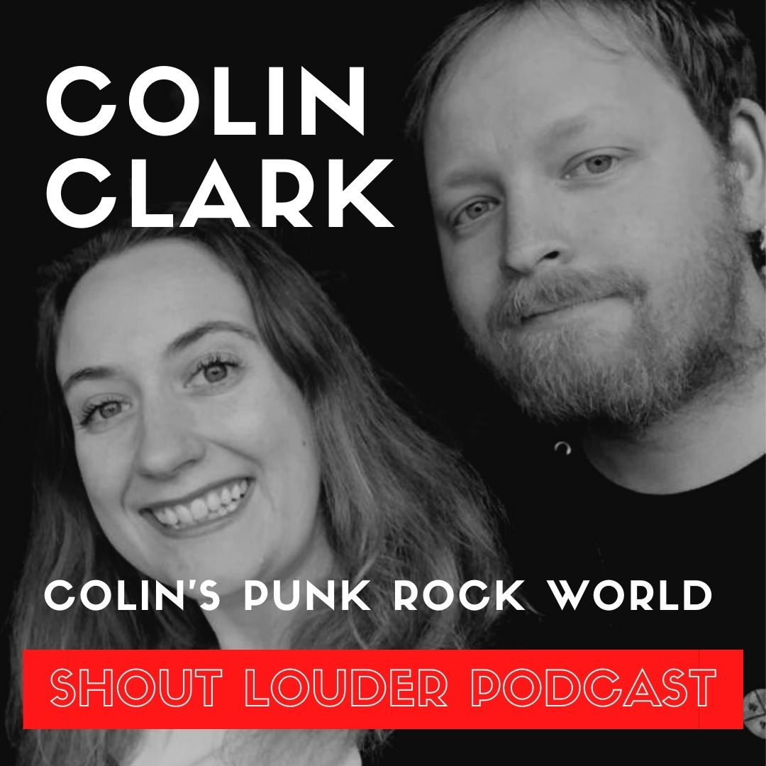 Podcast: Colin Clark from Colin's Punk Rock World